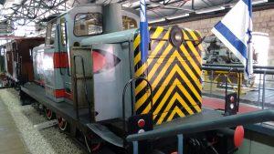 Esslingen #212 in Israel Railways Museum